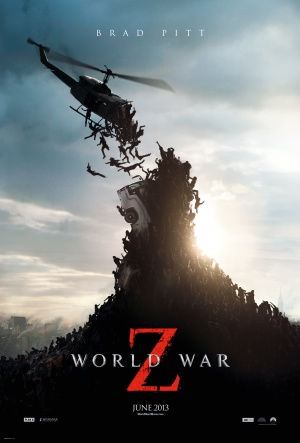 World War Z - Main Poster