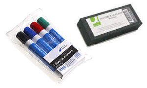 Dry Wipe Makers and Eraser