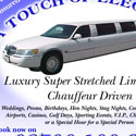 Elegance Limos Advert