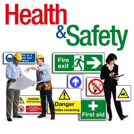 Health And Safety Signs By Absolute Graphix